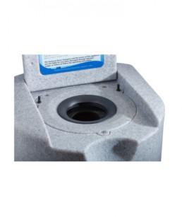 Secador y centrifugador de bañadores White Marble