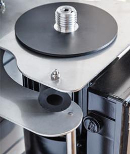 Sin vibraciones secador centrifugador