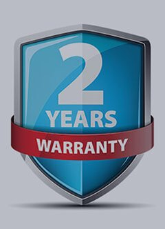 24 Meses de Garantia